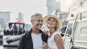 Married couple with wide age gap considering retirement options
